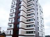 """Gyvenamojo namo """"Naujamiesčio alėja"""""""" I-ojo etapo statybos Žirmūnų g. 48E, Vilniuje"""