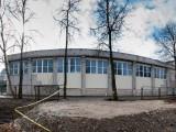 Sporto paskirties pastato statyba Telšių g. 17, Vilniuje