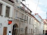 Daugiabučio gyvenamojo pastato dalies rekonstrukcija Šv. Mikalojaus g. 7 / Pranciškonų g. 8, Vilniuje