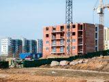 Daugiabučio gyvenamojo namo, sekcijų E, D, F, statyba, Dociškių g. 5, Vilniuje