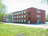 Klaipėdos universiteto bendrabučio (I korpuso) projektavimas ir statyba H. Manto g. 84, Klaipėdoje