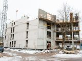 L25A Verslo namų statyba Liepynų g. 25A, Vilniuje