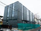 Administracinio pastato Sakalų g. 8, Vilniuje, statyba