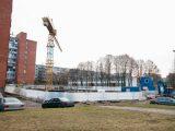 """Daugiabučio gyvenamojo namo """"Namai Prie Liepų"""" Kalvarijų g. 186A, Vilniuje, statyba"""
