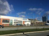"""Gamybos pastato su administracinėmis patalpomis """"Advantec"""" Pramonės g. 17, Klaipėdoje, statyba"""
