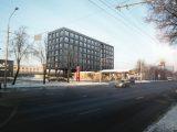 Verslo centro Savanorių pr. 321C, Kaune, statyba