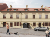 Daugiabučio gyvenamojo namo Užupio g. 13, Vilniuje, rekonstravimas