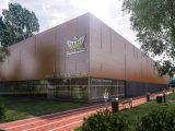 Šiaulių sporto gimnazijos universalios sporto salės statyba Vilniaus g. 297, Šiauliuose